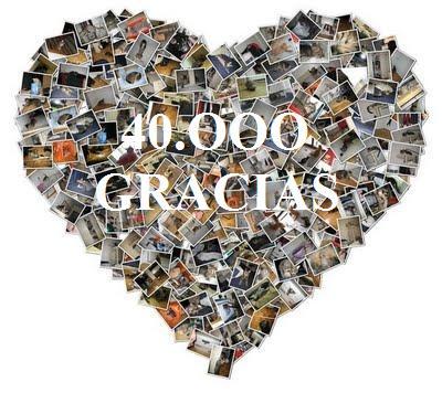 ¡40.000  GRACIAS!